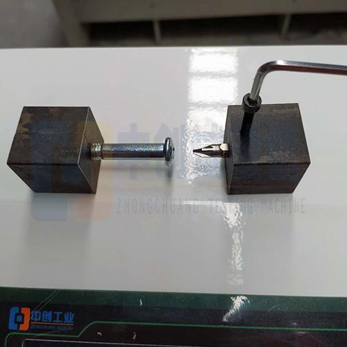 螺栓扭断力试验机