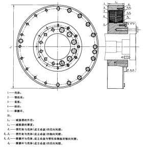 GBT16305 扭转振动减振器