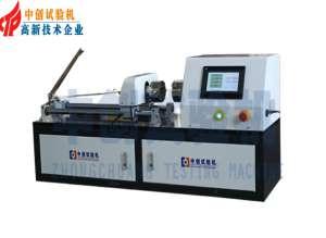 EZ-1光纤扭力测试机 扭转圈数测试仪  0.5-1mm 夹块  触控 广西